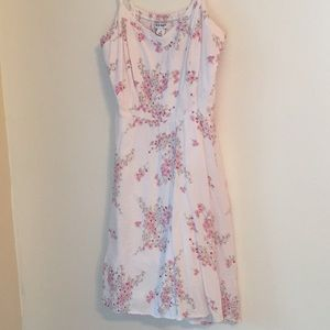 Old navy XS floral DRESS